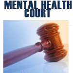 Mental health courts