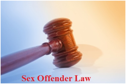 Michigan Sex Offender Law