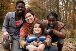 Stepparent adoption proceedings in Michigan