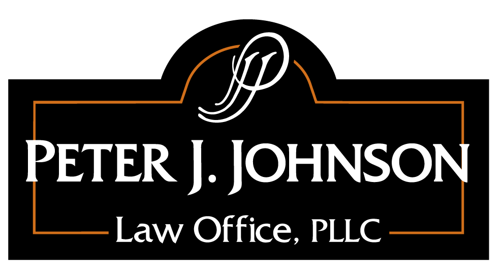 Attorney Peter J. Johnson Law Office